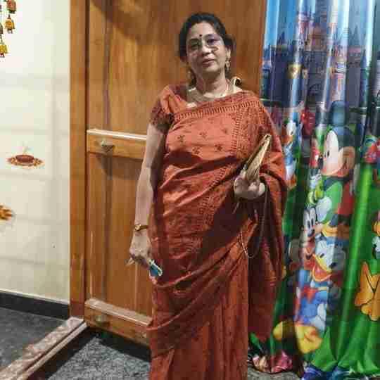 Dr. Suchandra Nag Gowda's profile on Curofy