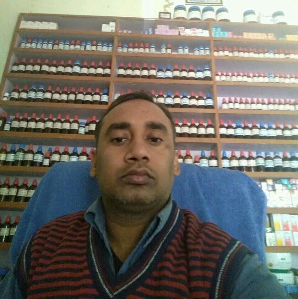 Dr. Vikram Singh Suman's profile on Curofy