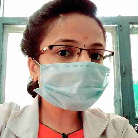 Dr. Sweety Aggarwal's profile on Curofy