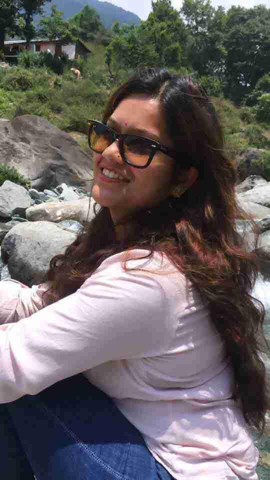 Dr. Gitanjali Thapa's profile on Curofy