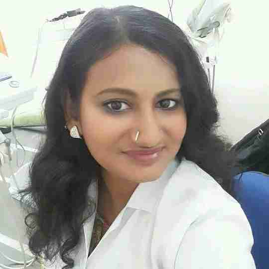 Dr. Arpita Sen's profile on Curofy