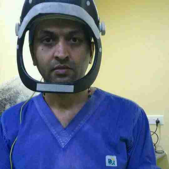 Dr. Deepak Inamdar's profile on Curofy