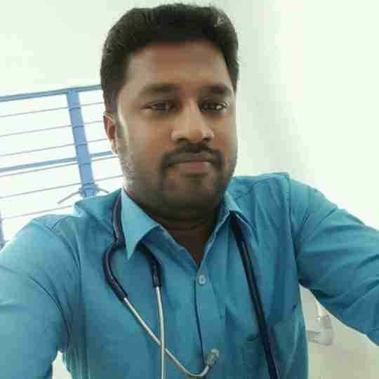 Dr. Rajasekaran R's profile on Curofy