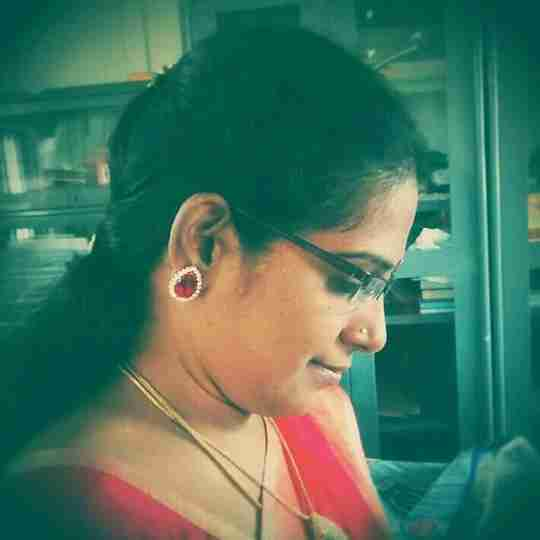 Anitha Vetrivel's profile on Curofy