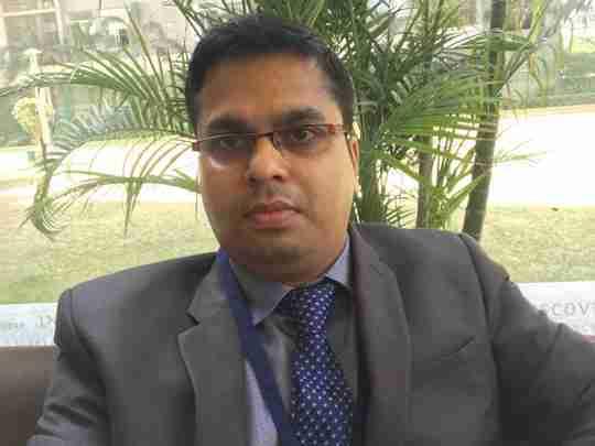Dr. Sarthak Kumar Mohanty's profile on Curofy