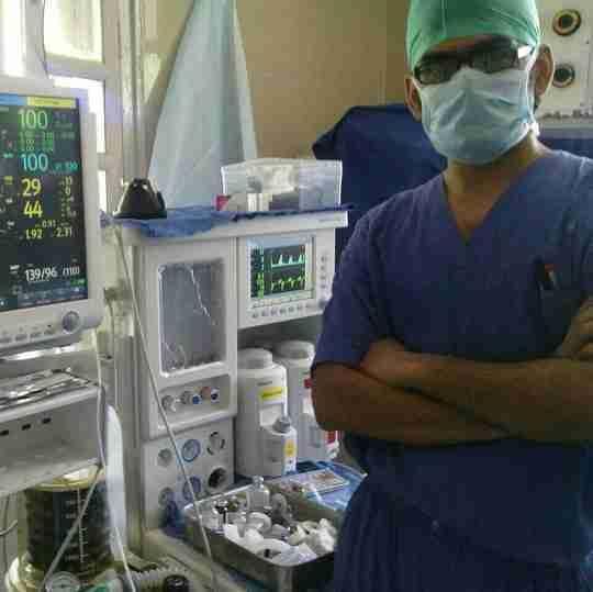 Dr. Badal Singh Khangarot's profile on Curofy