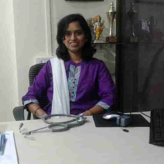 Dr. Girija Shetye Kanade's profile on Curofy