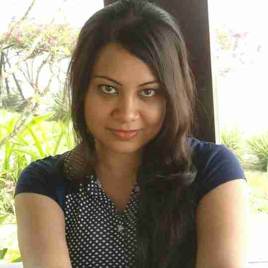 Dr. Sarabarni Biswas's profile on Curofy