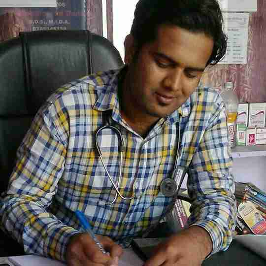 Dr. Rajesh Chouhan's profile on Curofy
