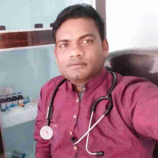 Dr. Prashant Ku Chhanchan's profile on Curofy