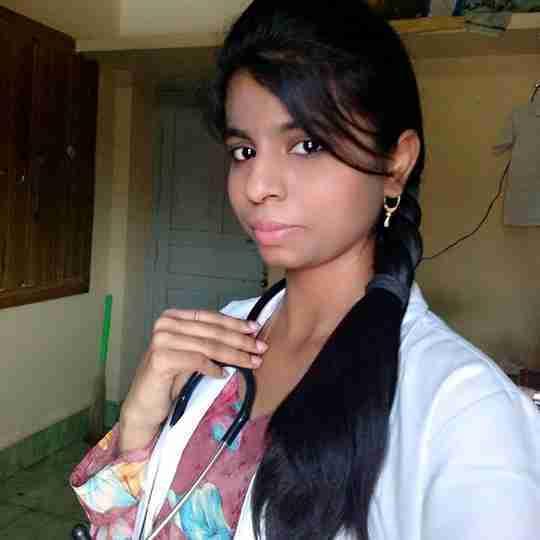Dr. Hooveshwari S Jathot's profile on Curofy