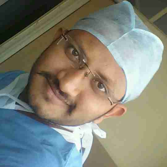 Dr. Krunal Patel's profile on Curofy