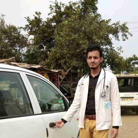 Dr. Mujahid Ansari's profile on Curofy