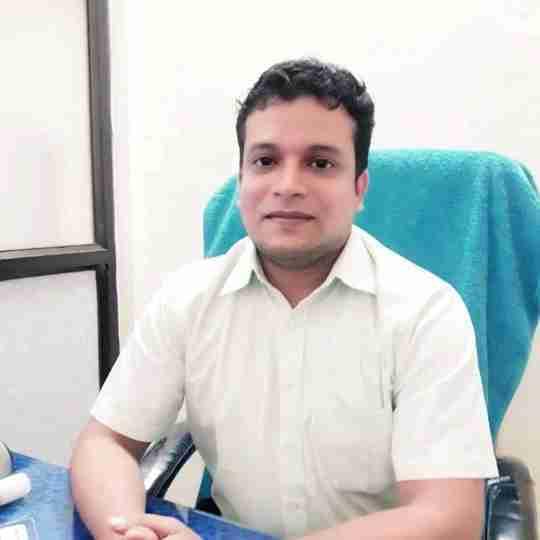 Dr. Vishal Naik's profile on Curofy
