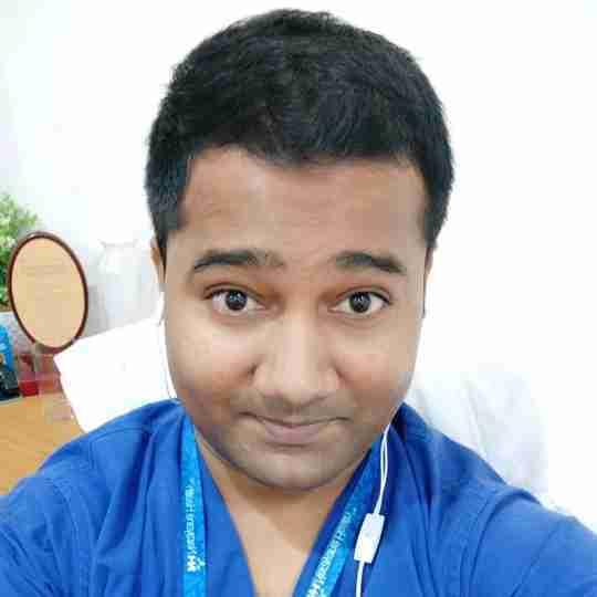 Dr. Mahtab Alam (Pt)'s profile on Curofy