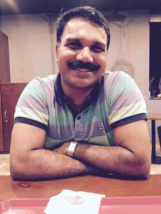 Dr. Rajesh Palamthodi's profile on Curofy