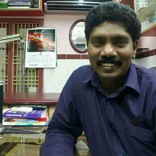 Dr. D.V. Rajagopal's profile on Curofy