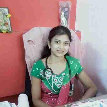 Priyanjali Dhumal's profile on Curofy