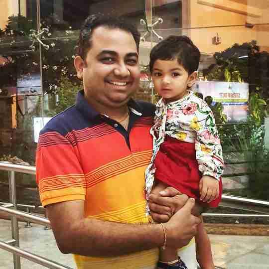 Dr. Chintan Yadav's profile on Curofy