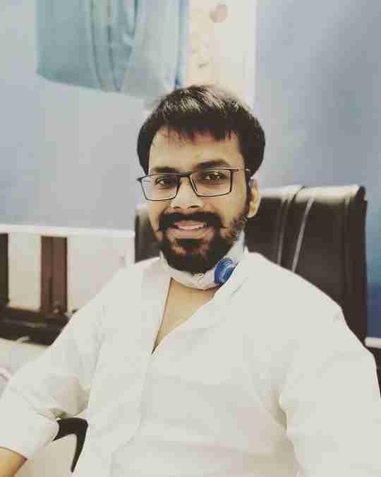 Dr. Harish Jakhar's profile on Curofy