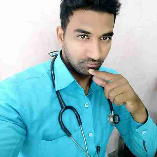 Dr. Shaik Ahmed's profile on Curofy