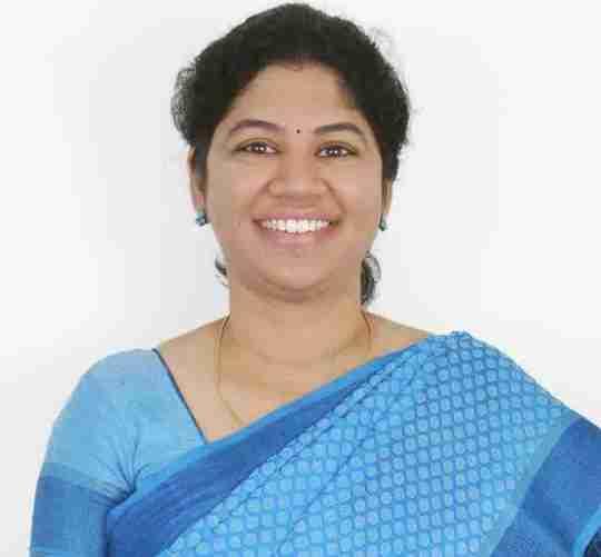 Dr. Aarthi Mani's profile on Curofy
