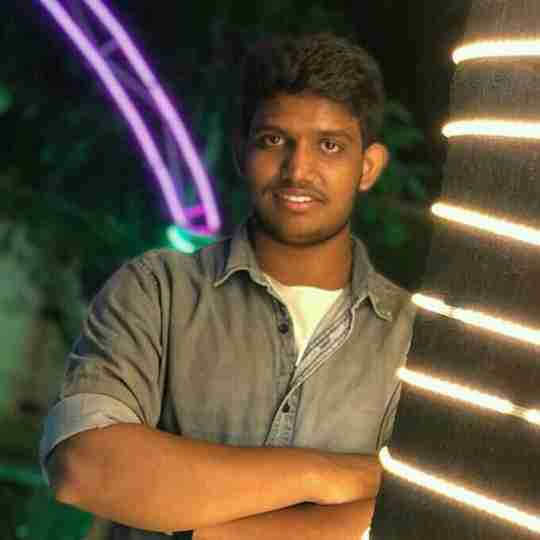 Yashwanth Myneni's profile on Curofy