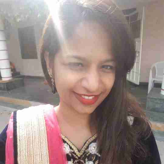 Puja Harpale's profile on Curofy