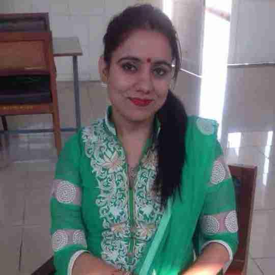 Dr. Poonam Sharma's profile on Curofy