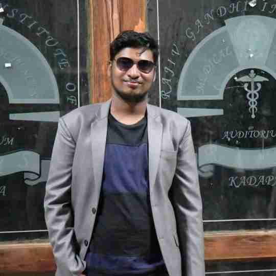 Dr. Nudharkannan A M's profile on Curofy