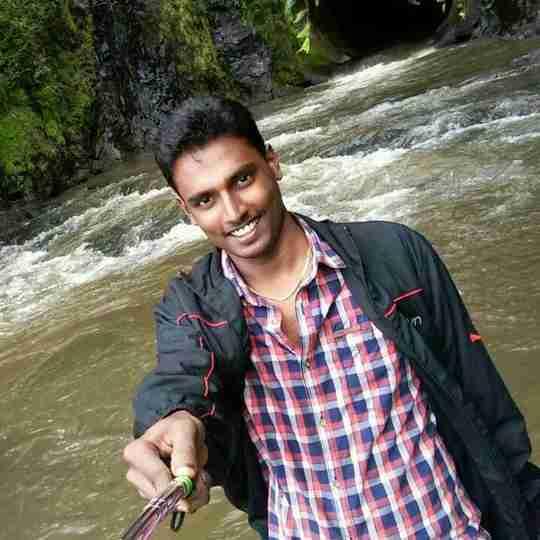 Dr. Prabaharan Chinnarasu's profile on Curofy