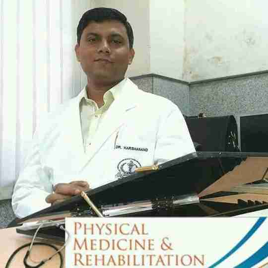 Dr. Harshanand Popalwar's profile on Curofy
