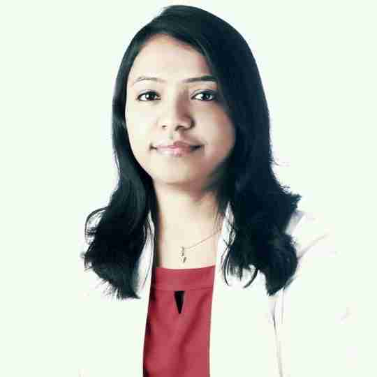 Dr. Harika Ramisetty's profile on Curofy