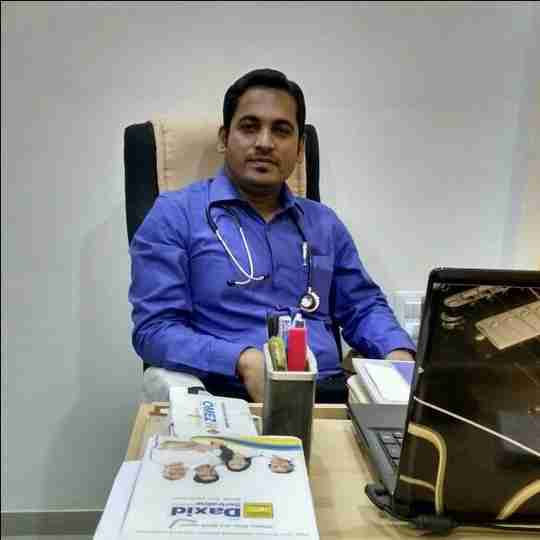 Dr. Sanket Nagare's profile on Curofy