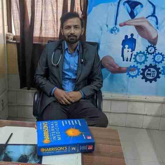 Dr. Abhishek Aditya's profile on Curofy
