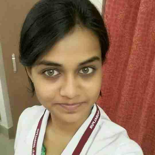 Nidhi Sahu's profile on Curofy