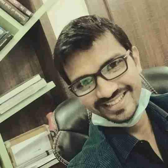 Dr. Ashutosh Tervankar's profile on Curofy