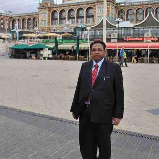 Dr. Chakrapani Pandey's profile on Curofy