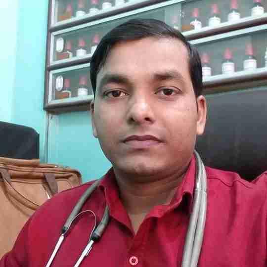 Dr. Pramod Kumar Maurya's profile on Curofy