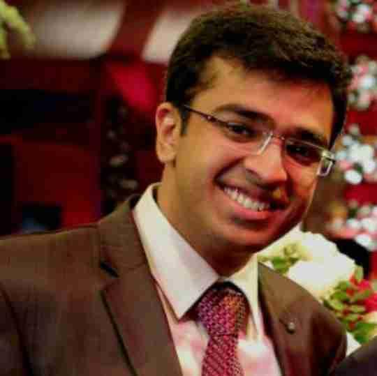 Dr. Himanshu Goyal's profile on Curofy