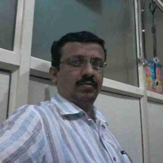 Dr. Pradeep Akolkar's profile on Curofy