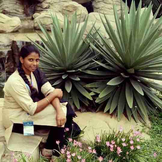 Vasundhara Avala's profile on Curofy