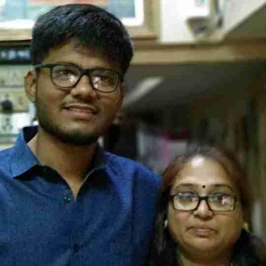 Kurvesh Gajjar's profile on Curofy