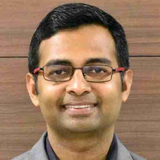 Dr. Sreejith V Eratte's profile on Curofy