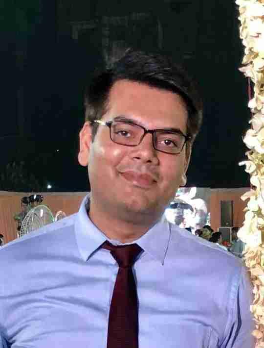 Dr. Hritik Sharma's profile on Curofy