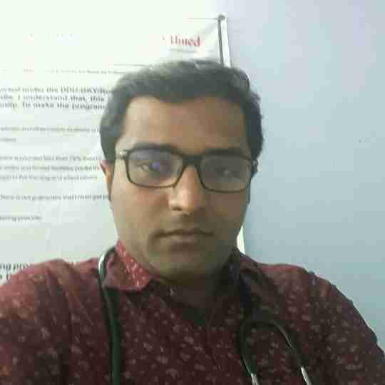 Dr. Vikas  More's profile on Curofy