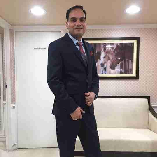 Dr. Ambuj Tripathi's profile on Curofy