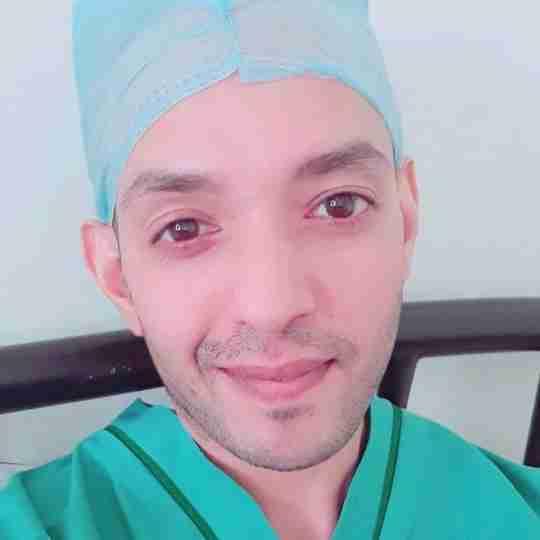 Dr. Vipin Nair's profile on Curofy