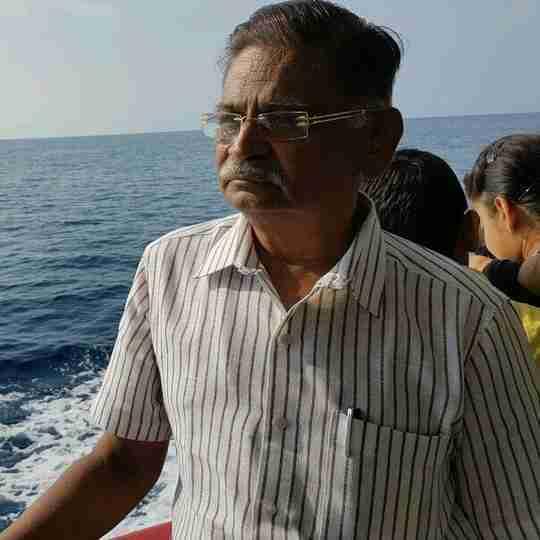 Dr. Ponnambalanathan Ammaiappan's profile on Curofy