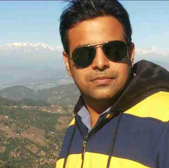 Dr. Vishal Mishra's profile on Curofy
